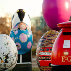 NYC Big Egg Hunt for Fabergé Eggs